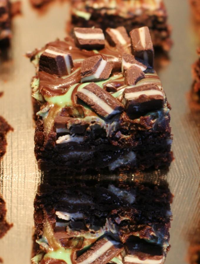 Mint Brownies, Mint Brownies, Mint Brownies!